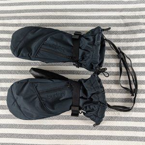 Burton Dry Ride Mittens Size Medium